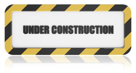 Free Website Under Construction PSD Templates 09 25 Free Website Under Construction Templates