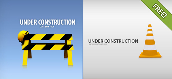 Free Website Under Construction Templates 18 25 Free Website Under Construction Templates