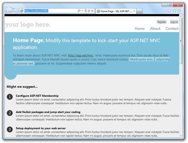 image001 ASP.NET MVC 4 Những tính năng mới