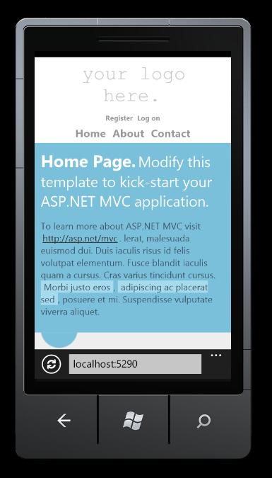 NHỮNG TÍNH NĂNG MỚI CỦA ASP.NET MVC 4